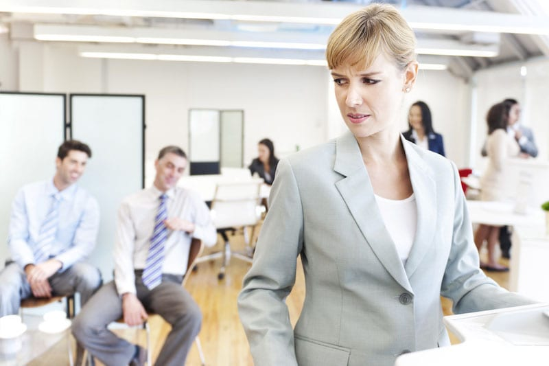 Person in need of a discrimination lawyer in Los Angeles, CA