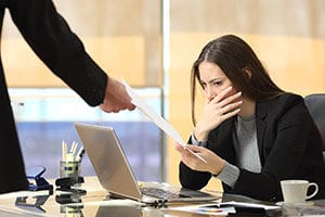 A person in need of a retaliation lawyer in Los Angeles, CA